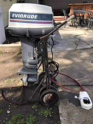 evinrude outboard motors for sale