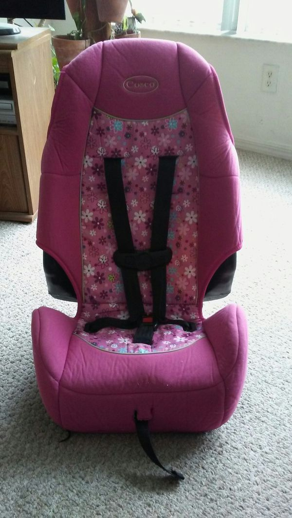 Girls Booster Seat Extra Clean For Sale In Tampa FL