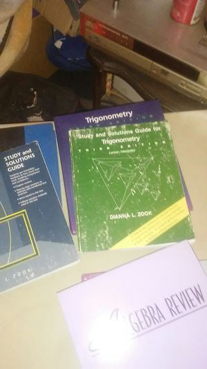 College text books (engineering and mathematics) for Sale in Salt Lake City, UT