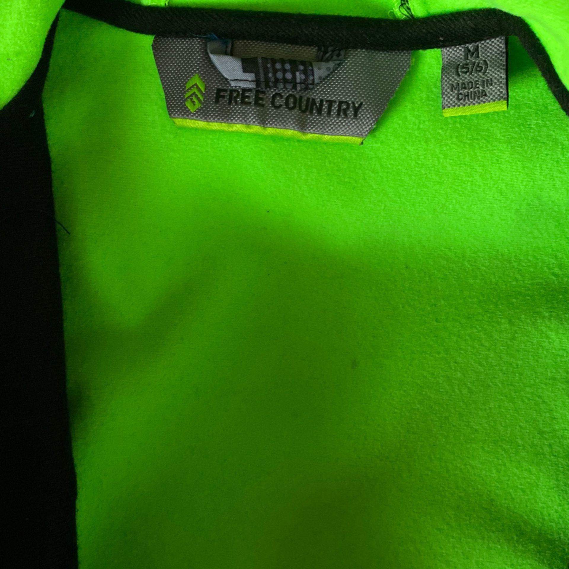 Boys Free Country Jacket