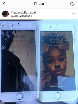 iPhone Screen Replacements for Sale in Laurel, MD