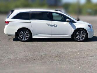 2016 Honda Odyssey Thumbnail