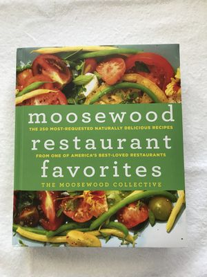 Moosewood Restaurant Favorites. Excellent condition. Never used. for Sale in San Diego, CA