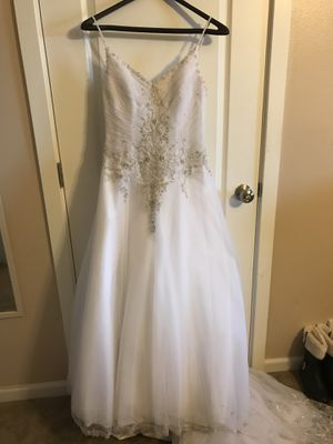 New and Used Wedding dresses for Sale in Bend, OR - OfferUp