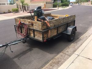 New and Used Dump trailer for Sale in Phoenix, AZ - OfferUp