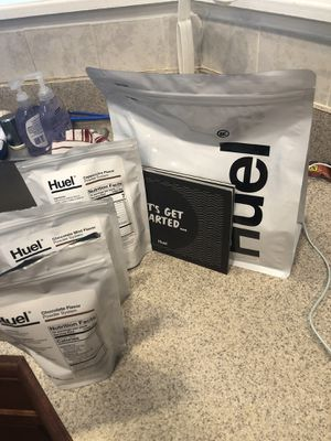 Huel meal replacement system for Sale in Ashburn, VA