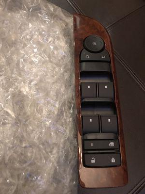 Brand New: 2009-2012 GM- Hand Front Door Bezel Switch - Gaston Walnut for Sale in Alexandria, VA