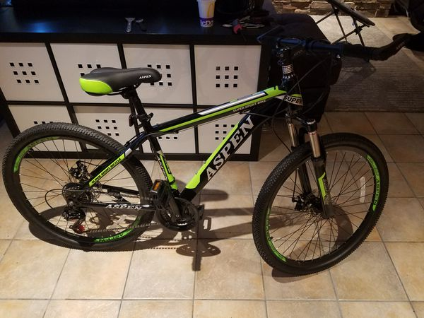 Aspen Mountain Bike 21s Brand New For Sale In Bolingbrook Il