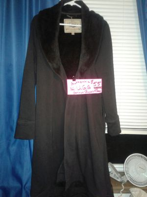 ♥♥Authentic Women's UGG Duster/Coat Chocolate Brown Color XLG♥♥ for Sale in Parkland, WA