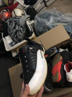 013c26af8f9 jordan retro 12 playoff lows for Sale in Clearwater, FL