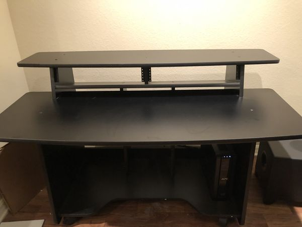 Recording Studio Desk Omnirax Presto 4 For Sale In Lutz Fl Offerup