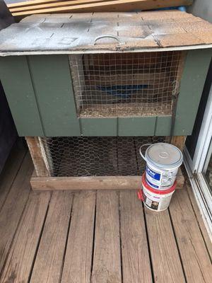 Rabbit Hutch for Sale in Herndon, VA