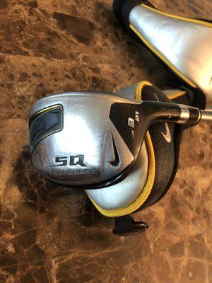 Nike SQ MachSpeed 3 Hybrid 21° Regular Right-H Graphite Golf Club for Sale in Gilbert, AZ