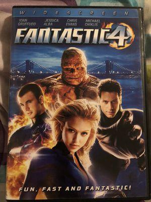 Fantastic 4, DVD for Sale in Salt Lake City, UT