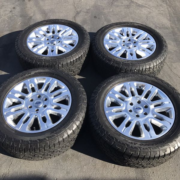 """Ford F150 Factory Rims For Sale >> 20"""" oem Ford F-150 factory wheels 20 inch polish rims f ..."""