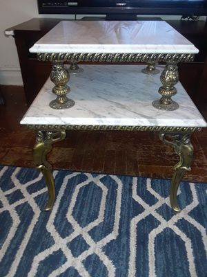 Gorgeous Marble Table for Sale in New York, NY