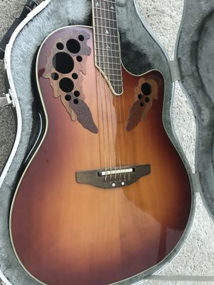 Ovation OP30 with case for Sale in Orlando, FL