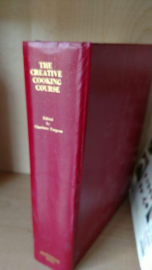 the creative cooking course 1982 for Sale in Appomattox, VA