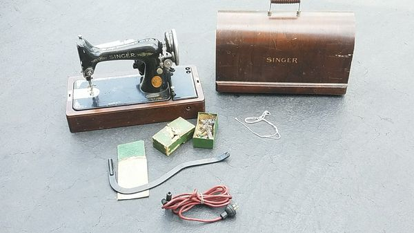 Vintage Singer 4040 Sewing Machine For Sale In West Chicago IL Interesting Sewing Machine For Sale
