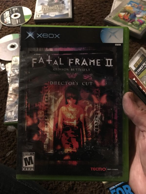 Fatal frame II Xbox for Sale in Moreno Valley, CA - OfferUp