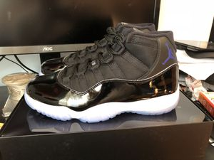 Air Jordan 11 Space Jam 45 2016 Size 10.5 Brand New for Sale in Washington, DC