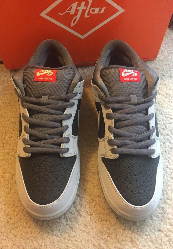 san francisco f55c7 9b4b0 Nike SB x Atlas 35mm dunk, grey black
