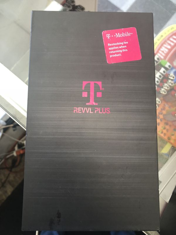 T REVVL Plus for T mobile google for the password for Sale in Los Angeles,  CA - OfferUp