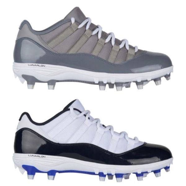 2e8ecbafd77 Nike Air Jordan 11 Football Cleats Size 8-14 for Sale in Cleveland ...