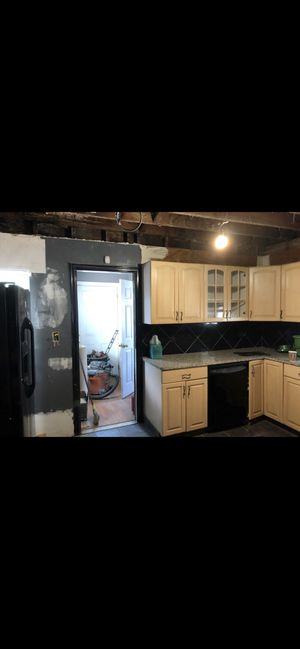 new and used kitchen cabinets for sale in bridgeport ct offerup