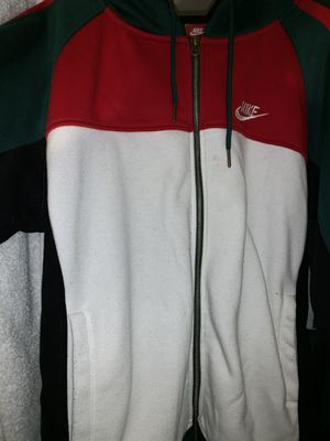 425f01db1c9 Men s Nike Zip up Hoodie Size Large Gucci for Sale in Sacramento