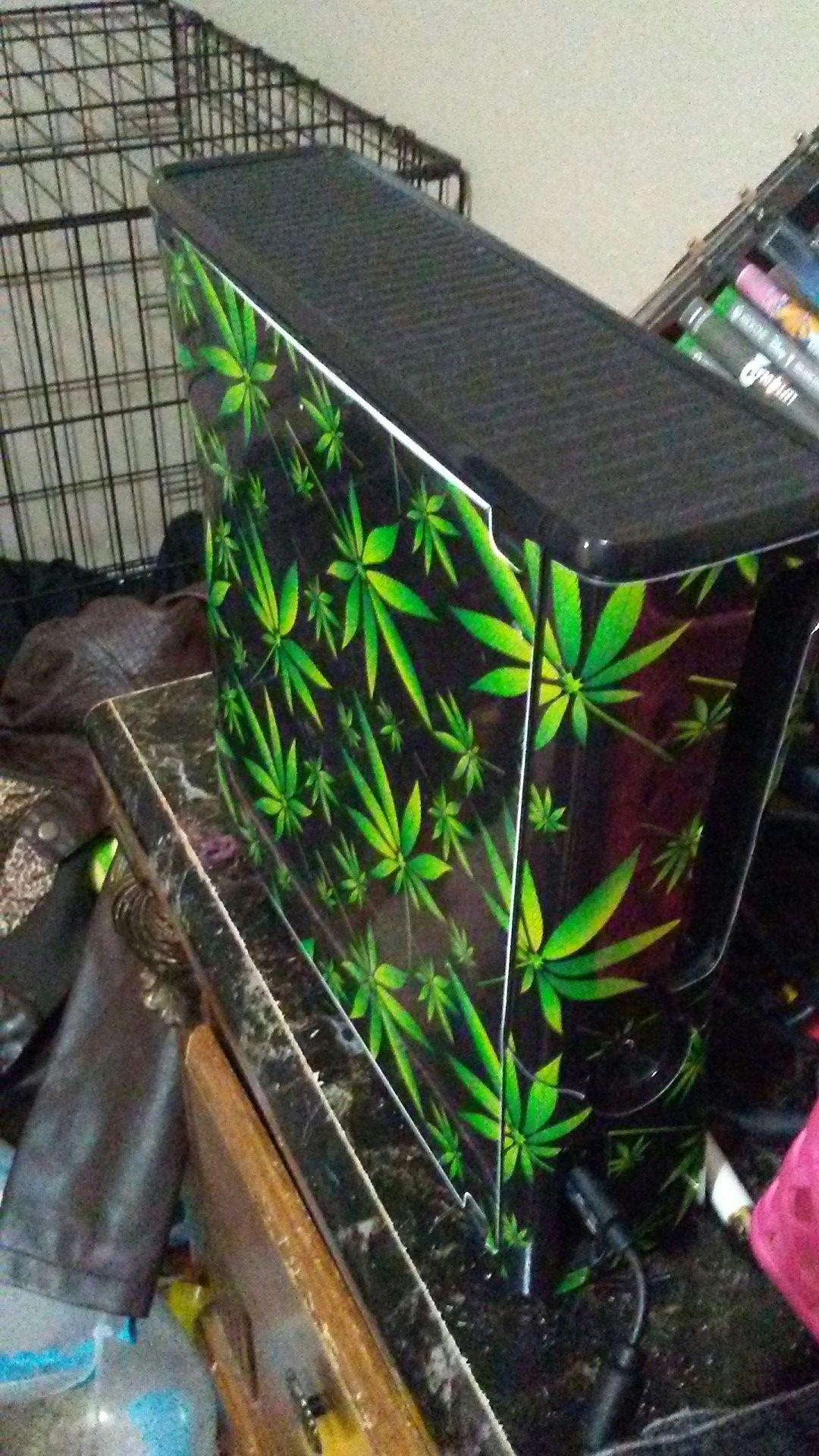 Broken weed xbox 360