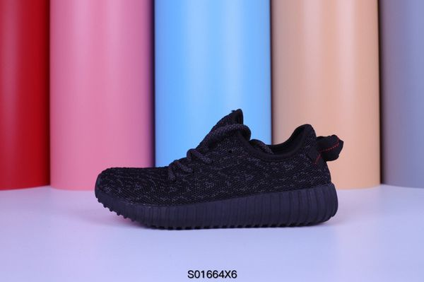 c8699a8b4 Mens Womens Adidas Yeezy Boost 350 Boost Winter Running Shoes Basf Triple  black