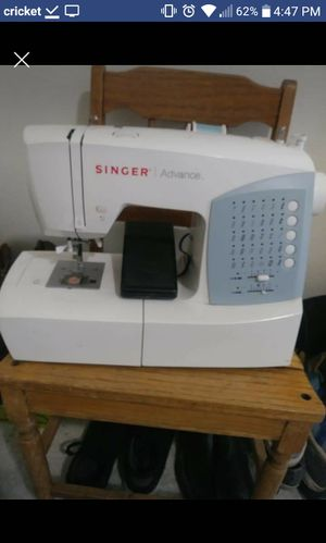 New And Used Sewing Machines For Sale In Mcallen TX OfferUp Awesome Cricket Sewing Machine