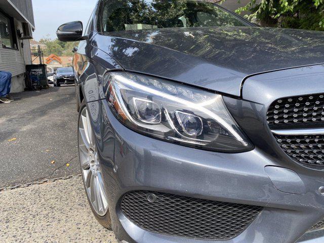 2016 Mercedes-Benz C-Class