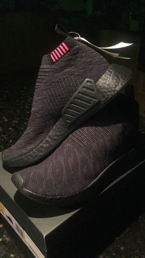 5ee5d9db4fb NMD CS2 Triple Black   Size 9 for Sale in Burlingame