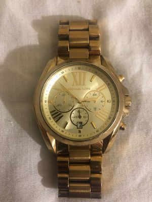 Photo Michael Kors gold watch