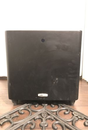 Polk 7.1 Surround Sound Speaker System for Sale in Arlington, VA