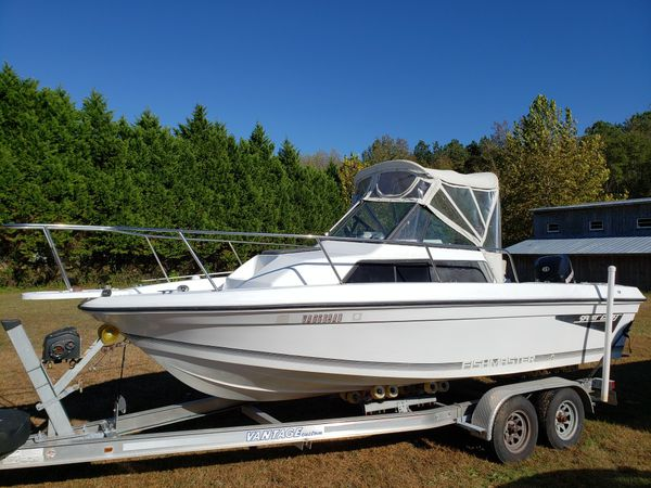 Sport craft fishmaster 202