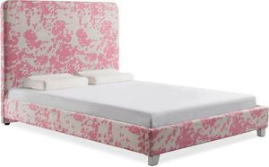 Queen Value city pink bed frame for Sale in Woodbridge, VA