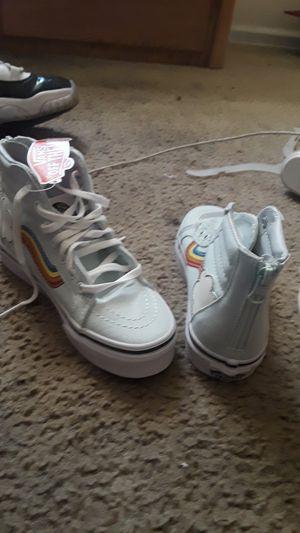 Vans brand toddler shoe for Sale in Washington, DC