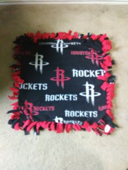 Houston Rockets Dog Blanket Thumbnail