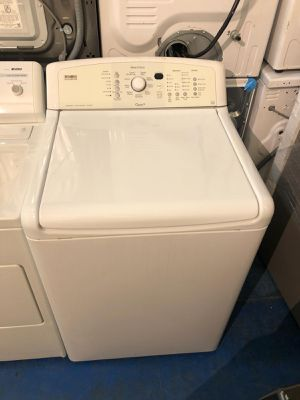 Kenmore elite washer dryer set great working order with 90 days warranty for Sale in Manassas, VA
