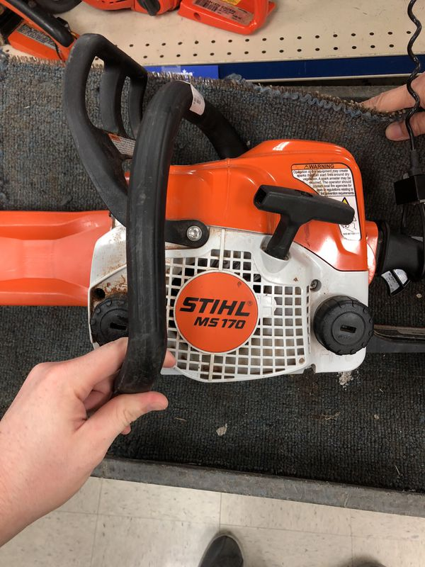 Stihl Ms 170 Chainsaw For Sale In Knoxville Tn Offerup