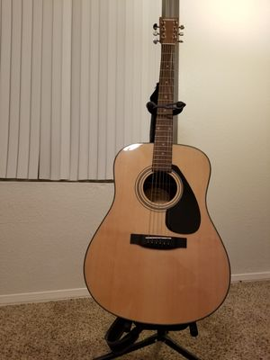 The Yamaha F325D!! Brand new. Receipt attached 🎸🎼 for Sale in Tempe, AZ