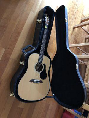 Alvarez acoustic guitar w/ stand for Sale in Falls Church, VA