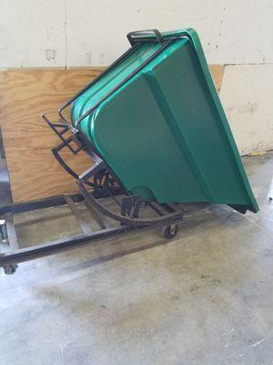 Industrial trash bin for Sale in Hazelwood, MO