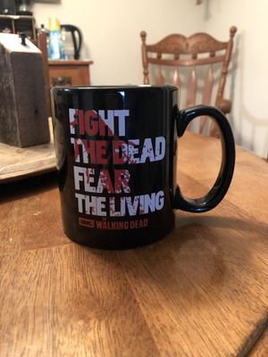Just Funky 20oz Walking Dead mug( never used) for Sale in Ashburn, VA