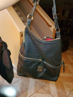 Dooney burke shoulder purse Thumbnail