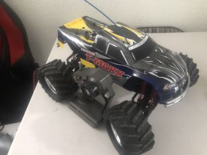 Photo TRAXXAS T-MAXX 2.5