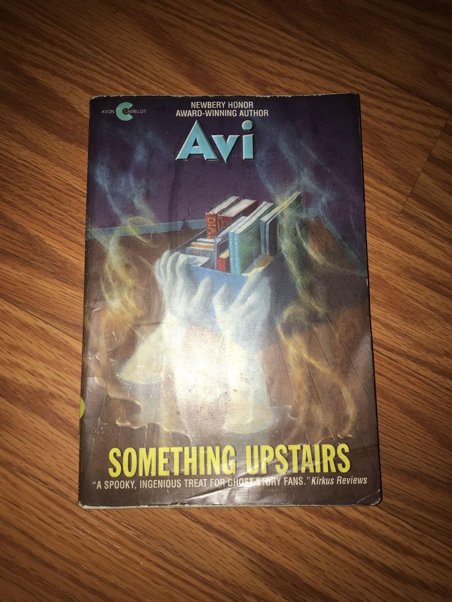 Something Upstairs by Avi